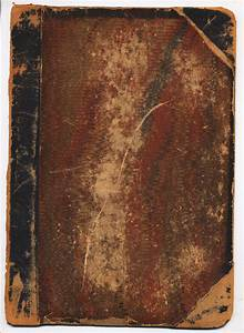 free photo book cover antique book brown free