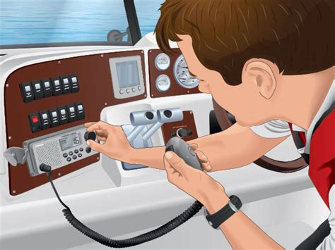 Florida Boating License Military by Vhf Marine Radio Channels Florida Boating License Study