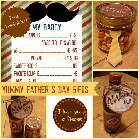 36 s day gifts and free printable fathers day skits just b cause