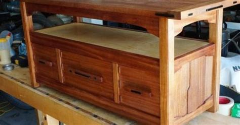 craftsman media cabinet greene and greene tv stand tables tv
