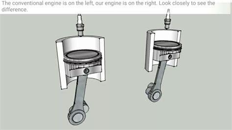 How Vela Internal Combustion Engine Patented Design Works