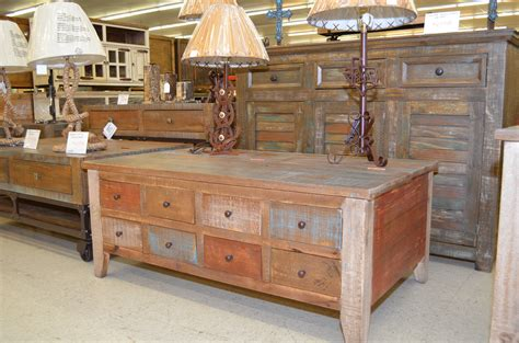 rustic furniture bargain barn