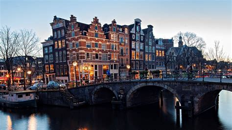 Amsterdam Wallpapers Wallpaper Cave