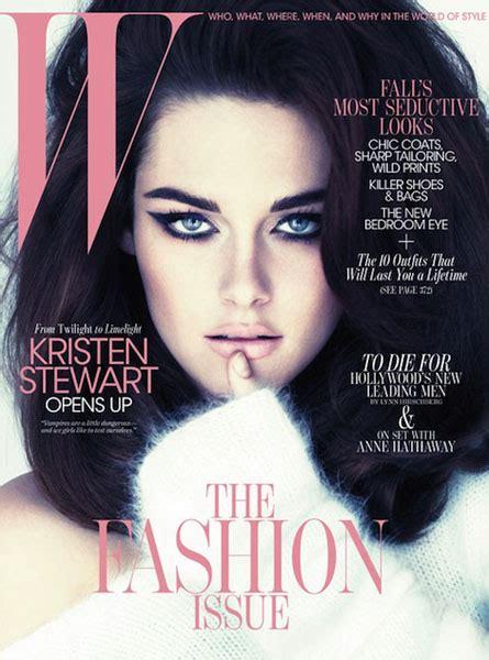 kristen stewart   magazine september  fashion