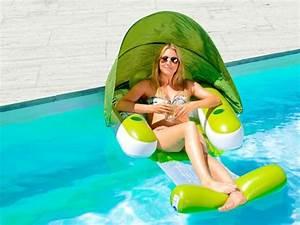 fauteuil piscine gonflable pas cher avec porte boisson With piscine gonflable pas cher pour adulte 3 fauteuil de chambre pas cher