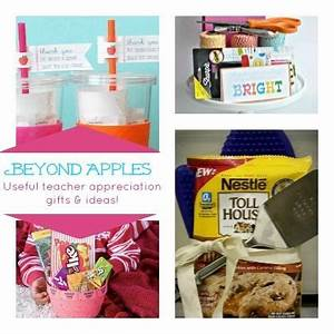 Beyond Apples Useful Teacher Gifts and Ideas