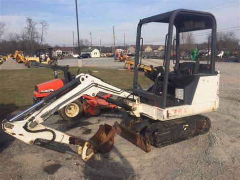 bobcat  mini excavator coming    sale
