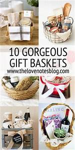 13 Themed Gift Basket Ideas for Women Men & Families
