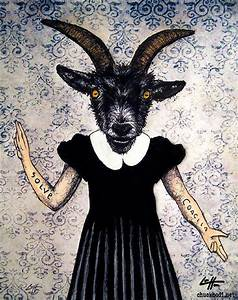 Lucifer And The Goat Related Keywords - Lucifer And The ...