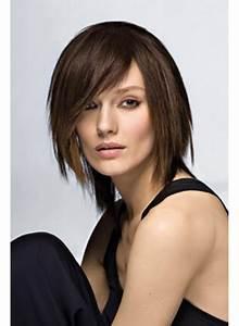 Coupe Carré Lisse : coiffure cheveux lisse mi long ~ Melissatoandfro.com Idées de Décoration