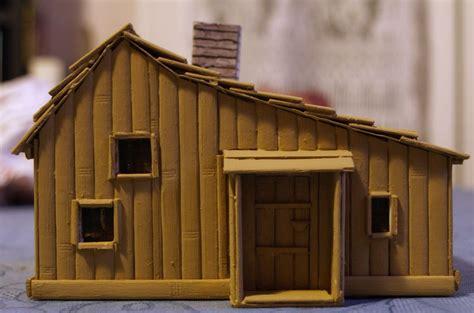 comment construire sa maison en bois comment construire une maison en bois miniature