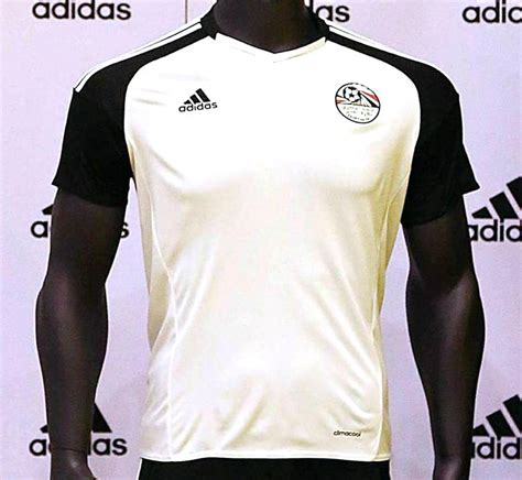 adidas egypt  afcon kits released footy headlines