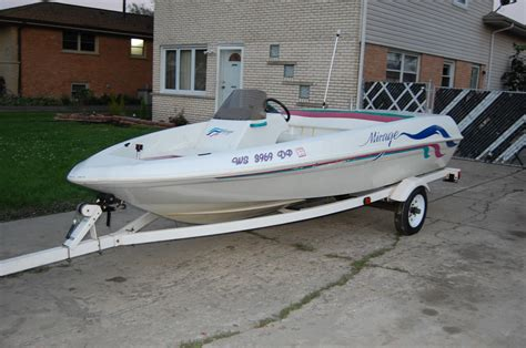 Sugar Sand Jet Boat by Sugar Sand Mirage 1994 For Sale For 575 Boats From Usa