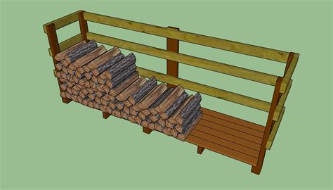 firewood shed designs howtospecialist   build