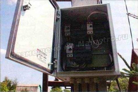 Подключение электричества в снт индивидуально пошаговая инструкция