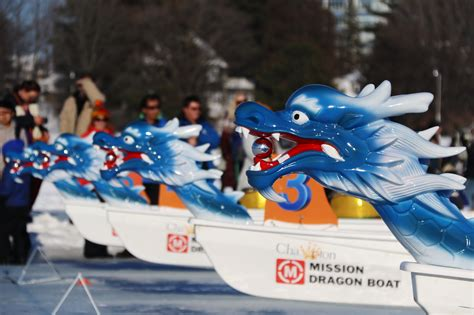 Ottawa Dragon Boat Festival 2018 Schedule by Fairchild Tv Timeline Magazine Shares Video Of Ice Event