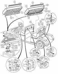yamaha g29 golf cart wiring diagram lights diagram auto With wiring diagram for yamaha g9 golf cart