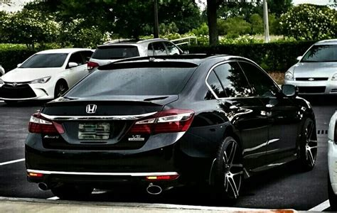 My New 2016 Honda Accord Touring V6 With My