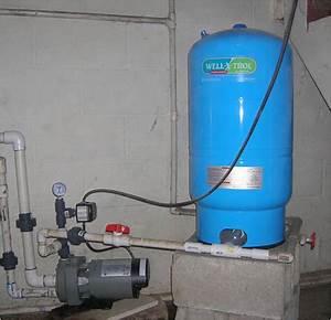 Shallow Well Pump Setup