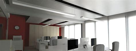 Riscaldamento Uffici - soffitti radianti plaforad per riscaldamento e
