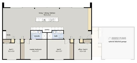 1 bedroom garage apartment floor plans symmetry house plans zealand ltd