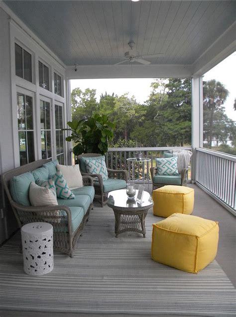 Front Patio Furniture by Daniel Island South Carolina House Patio