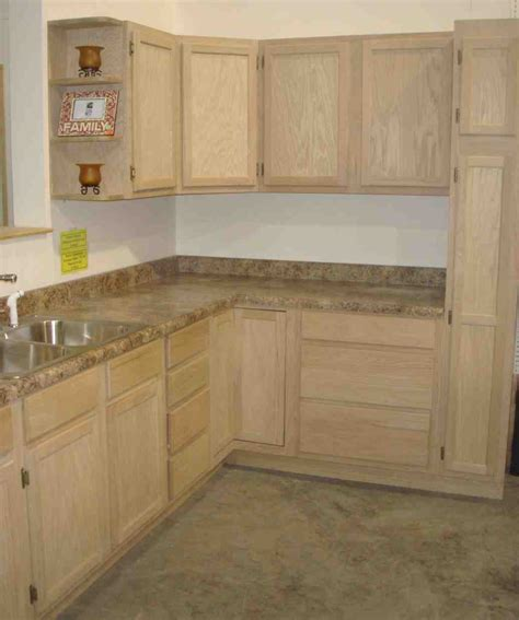 Unfinished Maple Kitchen Cabinets  Home Furniture Design