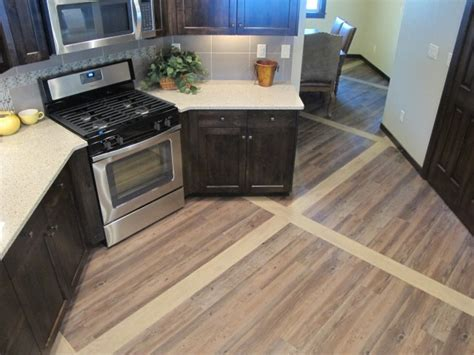 kitchen flooring pictures breckenridge vinyl planking and tile bathroom 1709