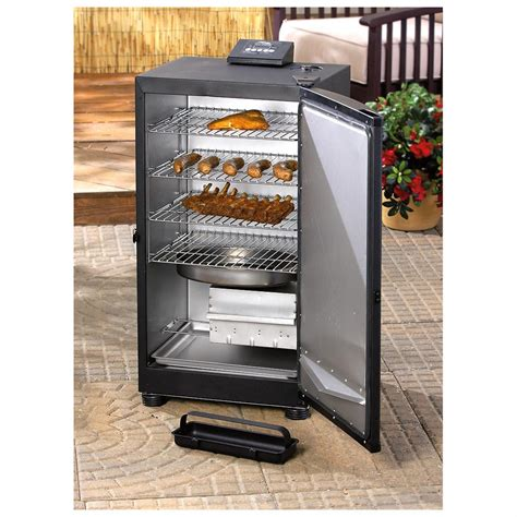 electric smokers masterbuilt 30 quot electric smoker 284630 grills smokers at sportsman s guide