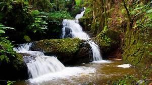 Nature Wallpaper For Desktop 3d Waterfalls Hd Full Pics Of ...