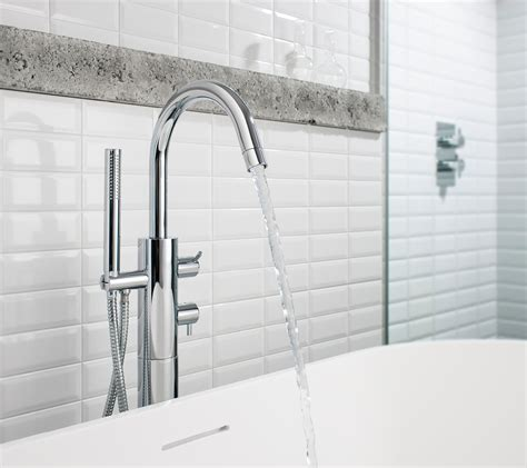 Shower Pics - lever thermostatic bath shower mixer with kit in floor