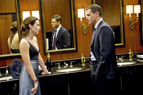 the adjustment bureau the adjustment bureau quotes 39 all i are the choices that i and i choose 39