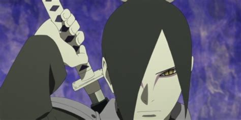 'boruto' Animator Teases One Epic Orochimaru Battle