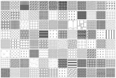 hatch patterns dwg block  autocad designs cad