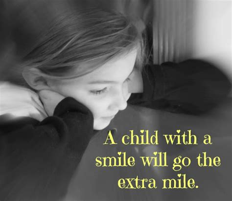A Childs Smile Quotes