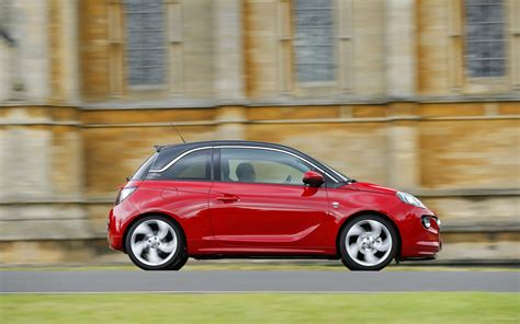 vauxhall vauxhall vauxhall adam 2013 widescreen exotic car pictures 30 of