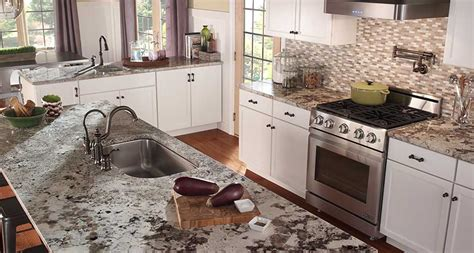 alaska white granite kitchen countertops