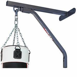 Potence Sac De Frappe : iron bracket gray reg potence sac de frappe de rdx sports ~ Melissatoandfro.com Idées de Décoration