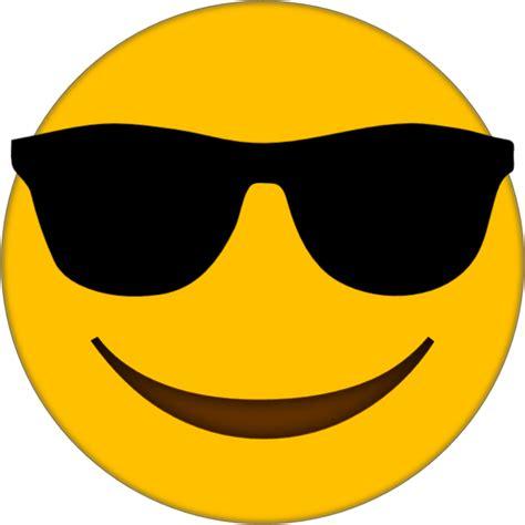 Emoji Clipart Sunglasses Clipart Emoji Pencil And In Color Sunglasses