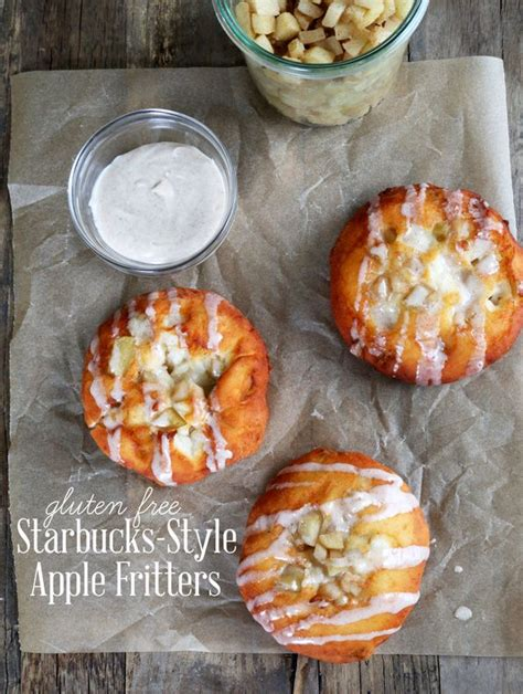Apple Fritter Recipe Like Starbucks Frappuccino