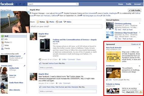 Facebook, Youth, And The Ad Gutter  Angela On Tech