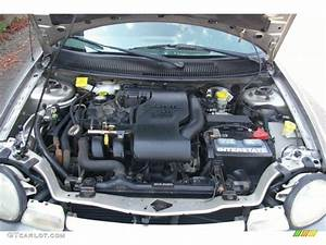 1998 Dodge Neon Highline Sedan 2 0 Liter Dohc 16