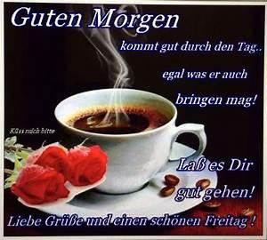 Lustige Guten Morgen Kaffee Bilder : guten morgen freitag montag bis freitag wochenende pinterest ~ Frokenaadalensverden.com Haus und Dekorationen