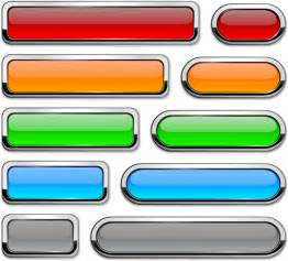 design buttons vector web buttons creative design set 01 vector web design free