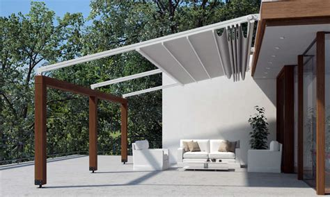 retractable roof systems  pergolas malibu shade sails
