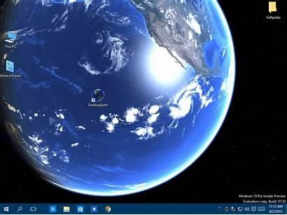 Earth Rotating Screensaver Spin Animator Key Windows