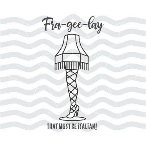 Check out our christmas story svg selection for the very best in unique or custom, handmade pieces from our digital shops. Leg lamp, Leg lamp svg, Leg lamp dxf, Fra gee lay svg ...
