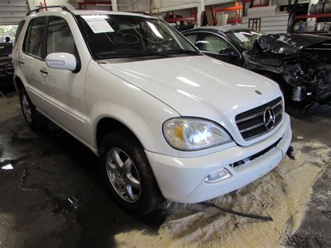 Parting Out 2002 Mercedes Ml500  Stock # 150300 Tom's