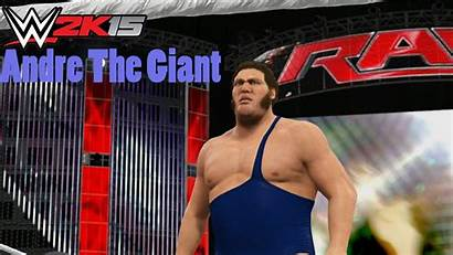 Andre Giant Wwe 2k15 Wwf Wallpapers Luger