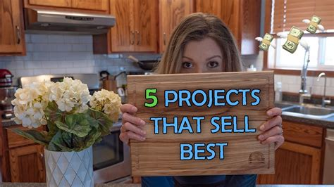 projects    sell woodworking business youtube